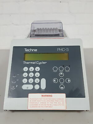 Techne PHC-3 Thermal Cycler PCR DNA Lab