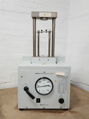 Thermo Spectronic French Pressure Cell Press FA-078 Lab