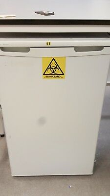 Lec ISU38 Under Counter Single Door Upright Fridge / Freezer