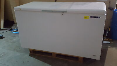 Liebherr GTL 6105 Commercial Chest Freezer Lab With Racks -10