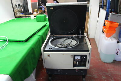 MSE Chilspin Freestanding Cooling Centrifuge Lap Equipment