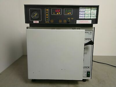 PriorClave PS/MID/C36 Compact Benchtop Autoclave 36L