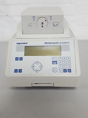 Eppendorf 5331 MasterCycler Gradient Thermal Cycler PCR - Spares Repairs
