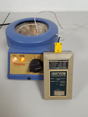 Thermo Scientific EM0250/CE Electromantle Thermal Mantle 250mL