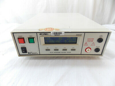 Associated Research 3565D Hypot II AC/DC Withstand tester