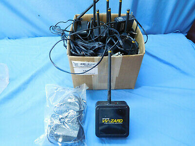 Dickson Wizard Receiver Repeater WA100 Wireless Temperature and Humidity 8each