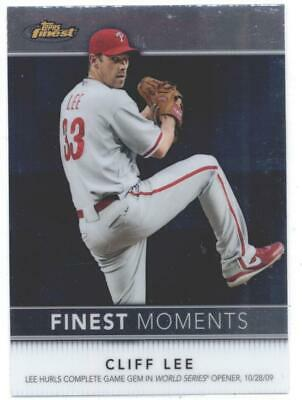 2011 Topps Update #US154a Cliff Lee NM-MT Phillies