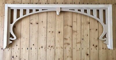 Antique Architectural House Hallway Wooden Fretwork Freeze Vintage 1920s 30s NEW