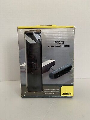 Jabra A7010 Bluetooth Hub Connects Desk Phone to Bluetooth Device