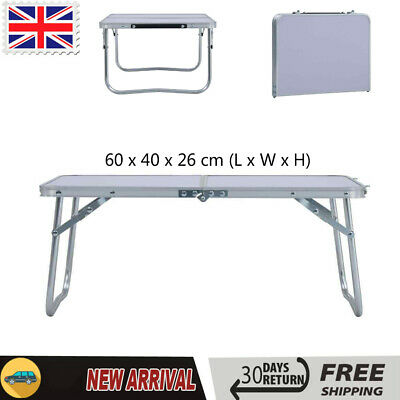 Folding Rectangle Table Trestle Camping Party Picnic BBQ Stall Outdoor Fishing