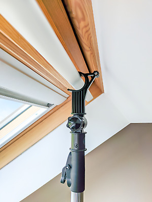 2m Designed For Velux. Telescopic Opening Pole For Roof Windows & Blinds