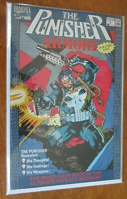 Punisher #28 FN 1990 Stock Image