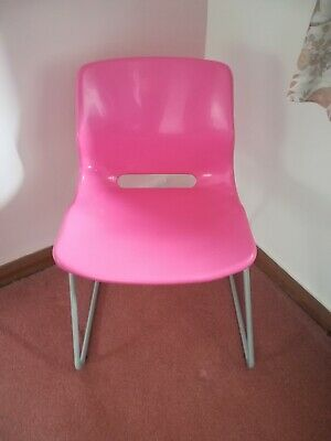 IKEA SNILLE Visitor s Chair, Pink
