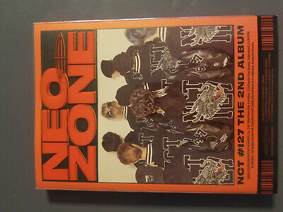 Nct 127 Neo Zone The 2Nd Album Version No Photocard