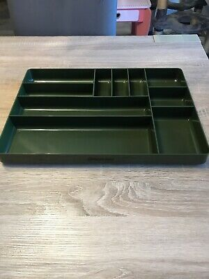 Snap On Storage Tray In Camo Green NEW