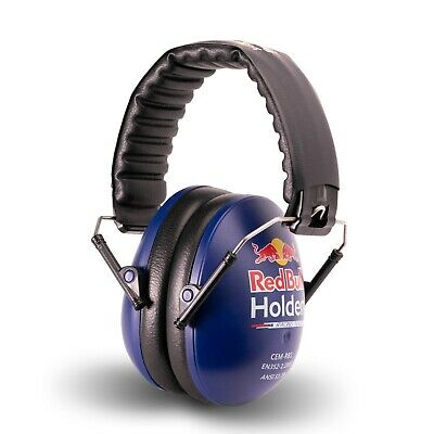 RED BULL HOLDEN  RACING Ems For Kids/Child Earmuffs Hearing Protection Supercars