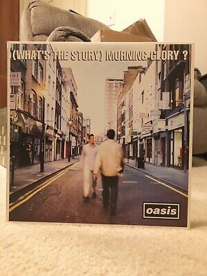 Oasis - What's the Story Morning Glory (Vinyl) [Remastered]