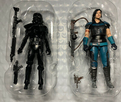 Star Wars Vintage Collection Cara Dune Mandalorian Shadow Trooper VC164 VC163
