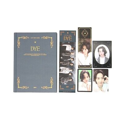 [GOT7] Mini Album / DYE / Not By The Moon / Ver. 3 (C) Album + 2 JB pcs