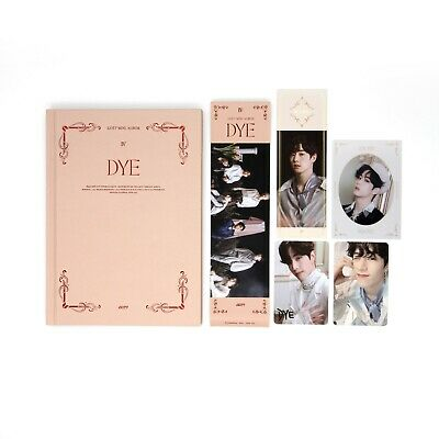 [GOT7] Mini Album / DYE / Not By The Moon / Ver. 4 (D) Album + 2 Mark pcs