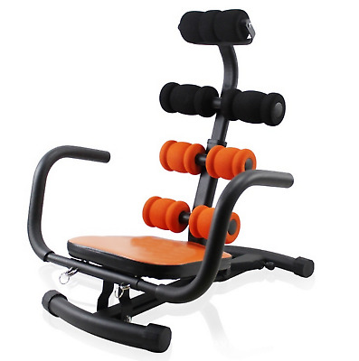 Costway Core Ab Trainer Bench Abdominal Stomach Exerciser Workout Gym Fitness Ma