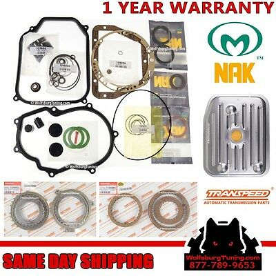 095 096 097 01M Master Rebuild Kit 1996 and up Level 3