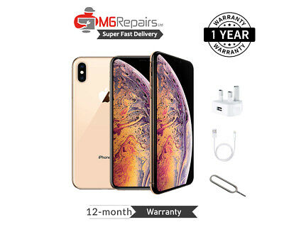 APPLE iPhone Xs  64GB 128GB 256GB | Unlocked | Various Grades | All Colours