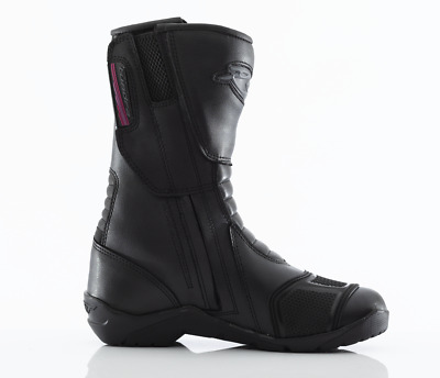 RST Tundra Ladies waterproof road touring motorcycle boots -