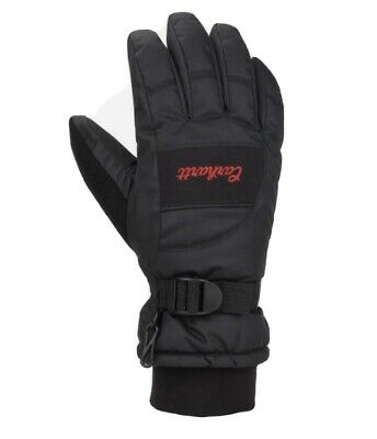 Carhartt Insulated Waterproof Cold Weather Gloves (Womens Medium)+ FREE SHIPPING