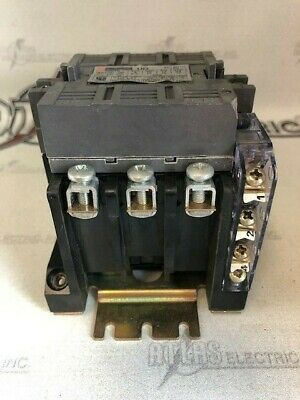 Allenwest Uo Contactor  3 Pole 25 Amp 110Vac Coil