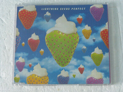 Lightning Seeds: Perfect (Deleted 1995 4 track CD Single)