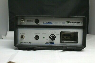 Everest VIT Video Probe XL XLAMS-LSB With AC Adapter