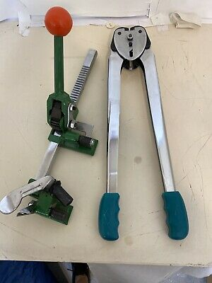 Harbor Freight Strapping Tool Set  42661 Banding Tension-Crimper (used)