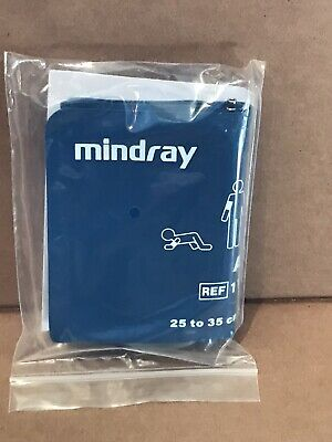 Mindray Reusable Bladderless Blood Pressure Cuff - Large Adult - 115-027716-00.