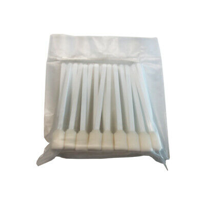 "50pcs 5"" Foam Cleaning Swabs for Epson / Roland / Mimaki / Mutoh Inkjet Printers"