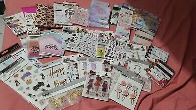 Capitol Chic Designs, MAMBI Happy Planner Sticker Books Recollections, Lot of 50