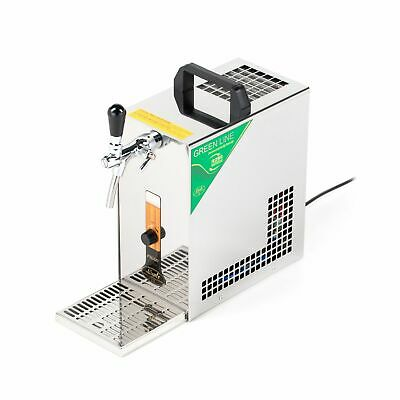 Dispensing system, PYGMY 25 1-line dry cooler, 30 litres/h beer case, continuous