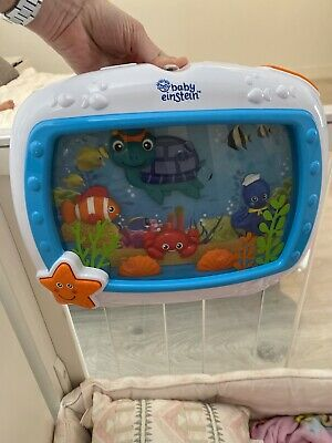 Baby Einstein 90609 Sea Dreams Soother Crib Toy