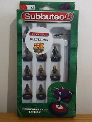 SUBBUTEO BARCELONA LW TEAM HASBRO/PAUL LAMOND REF 3046 Champions Club Edition