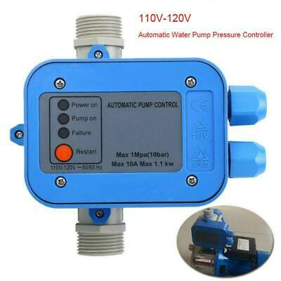 110V-120V Automatic Pump Pressure Controller Electronic Switch Water Control