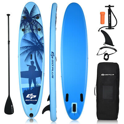 11ft/335cm Inflatable SUP Stand Up Paddle Board Beginner w/ Accessories