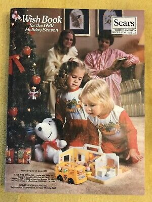 Sears Wish Book for the 1980 Holiday Season, Complete