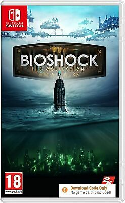 BioShock : The Collection (Nintendo Switch) In Stock Brand New & Sealed