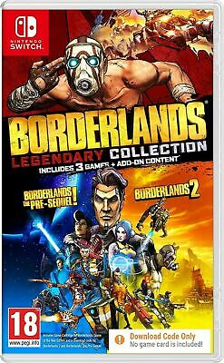 Borderlands : Legendary Collection (Switch) In Stock Now Brand New & Sealed