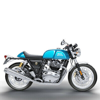 Royal Enfield Continental GT 650 EFI Twin ventura blue inklusive Anlieferung