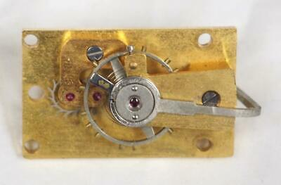 Fine Clock Platform Lever Balance Platform Escapement For Carriage Mantel Clock