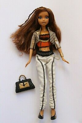 Barbie My Scene Year Of Style Madison Westley Doll Summer Season Outfit AA Rare