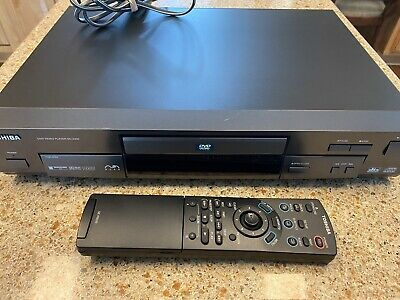 Toshiba SD-2300 Nuon DVD Player With Remote TESTED Game Console Very Good Cond.