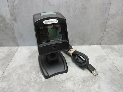 Datalogic Magellan 1100i 2D Omnidirectional Scanner MG112041-001-412 w/ Stand