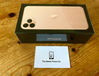 NEW SEALED Apple iPhone 11 PRO 64GB A2215 GOLD (UNLOCKED) 1 YEAR APPLE WARRANTY
